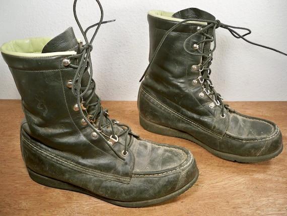 vintage browning union made in usa genuine kangaroo by