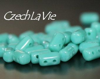 Czech Rulla Turquoise (6313)