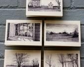 Note cards, set of five -- Shaker Village