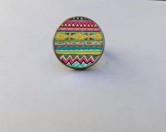 "ring COLLECTION tribal ""awan"""