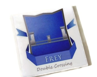 Game of Thrones Frey Double Crossing Coasters