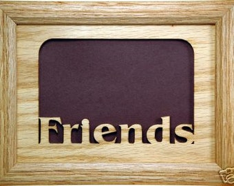 friends picture frame 5x7