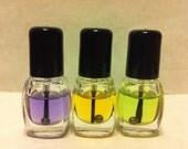 Cuticle Oil trio