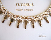 Tutorial Milady Super Duo Necklace PDF