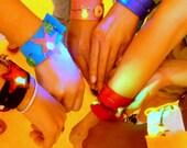LED cuff bracelet kit