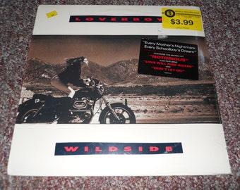 Sealed Loverboy Wild Side Vinyl Record LP