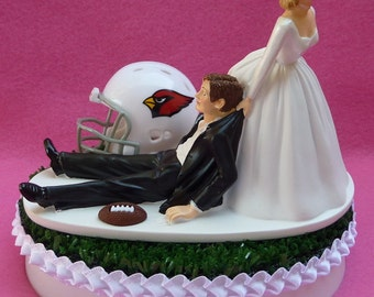 wedding cake toppers dallas tx wedding cake topper dallas cowboys football themed sports turf 26447