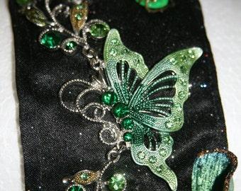Tribal Bellydance Butterfly Headdress