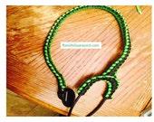 Paracord Stethoscope, Cobra Weave