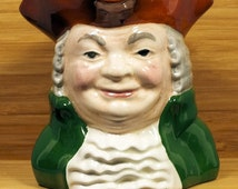 Staffordshire Character jug Squire No 4411