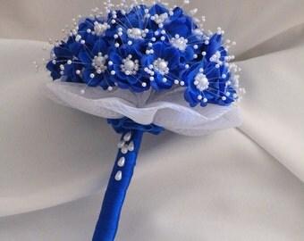Flowergirl, Junior Bridesmaid bouquet posy