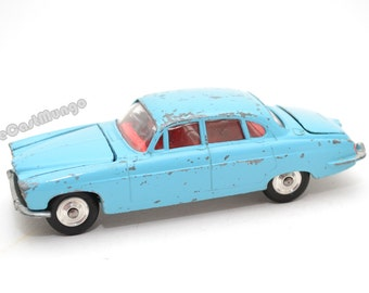 Corgi Toys Jaguar Mark X Saloon No.238-A1