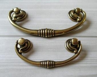 Küchengriffe 128 Mm : 128 160 192 224 mm schwarz k chengriffe k che von lynnshardware ~ Yasmunasinghe.com Haus und Dekorationen