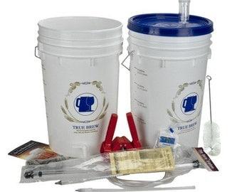 Complete 5 Gallon Beer Making Equipment Kit
