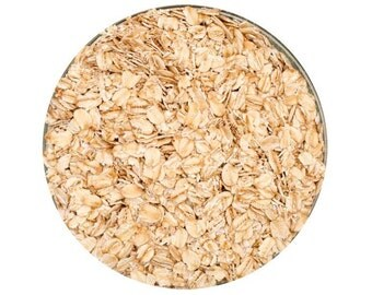 All Natural Raw FLAKED OATS Brewers Malted Grain For Home Beer Brewing 1 Pound