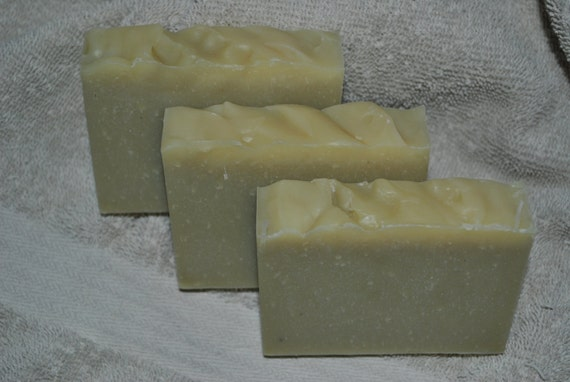 Herb'n'Spice Essential Oil Scented Cold Process Soap with Shea Butter