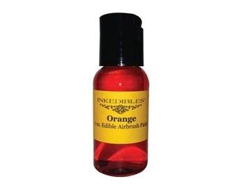 60ml Inkedibles Airbrush Ink (Orange)