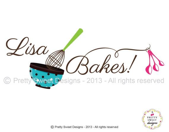 Food Blog Logo Design Food Blogger Design Custom Branding