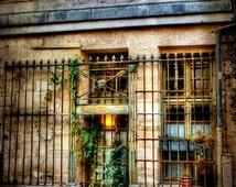 Paris Photography, Paris Art, Paris Prints, French Art, French Photo, Paris Gates, Paris Doorway, Paris Photo, Print, Photo, France, Paris