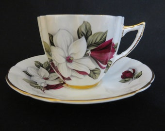 Royal  Prince Bone China Cup and Saucer Made in England