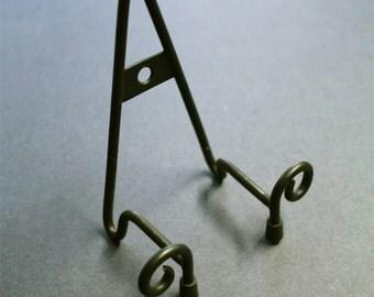 Wrought Iron Coaster Holder