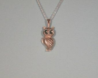 Owl 1 Pendant