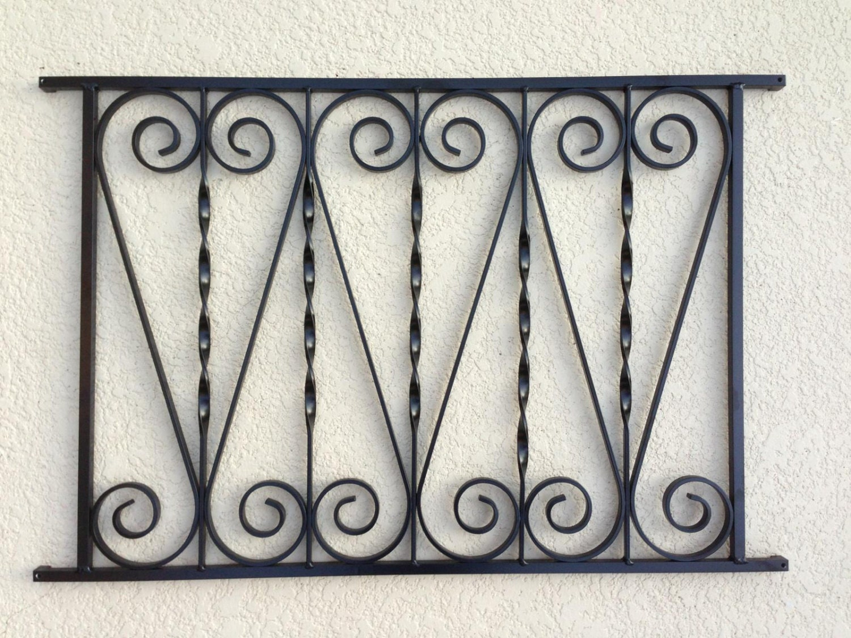 Screen door grille vintage inspired ornate scroll design zoom vtopaller Image collections