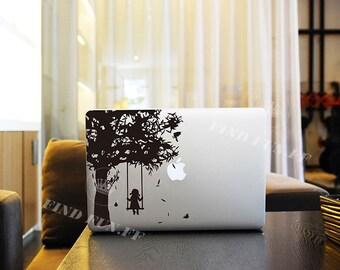 Childhood Decal Macbook Air Sticker Macbook Air Decal Macbook Pro Decal 1028