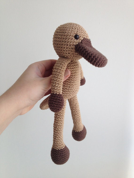 Amigurumi Pattern Collection: Three Australian Friends ...