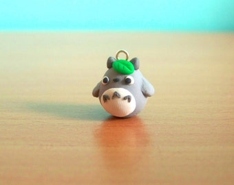 Cute Mini Totoro Charm