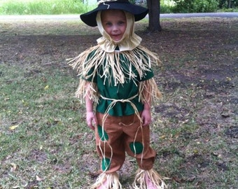 Handmade Toddler Wizard Of Oz Costumes
