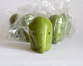 Moneybox Drumbo, Colani, green, small, without lock ===FREE SHIPPING WORLDWIDE===