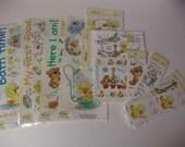 Suzys Zoo Sticker Embellishments