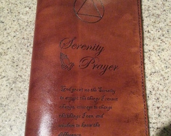 Alcoholics Anonymous Big Book Cover