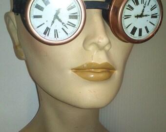 Steampunk Goggle V steampunk costume steampunk glasses steampunk jewelry minion goggle Aviator goggle mad scientist apocalyptic victorian