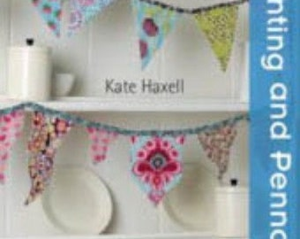 Twenty to Make Bunting and Pennants  - Softcover by Kate Haxell