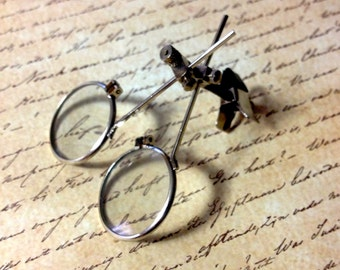 Steampunk Magnifying Lens Clip