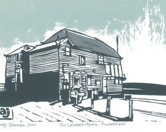 The Lifeboat House, Broadstairs