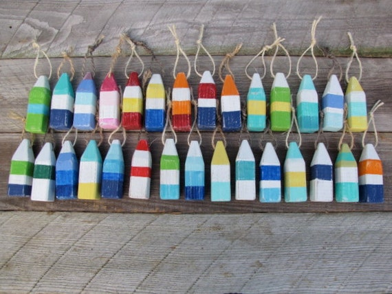 Miniature Buoys Ornaments Party Amp Wedding Favors And Decor