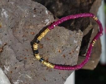 Pink Ruby Necklace (JK 636)