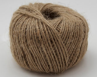 100% Biodegradable Jute String / Twine Ball - Small