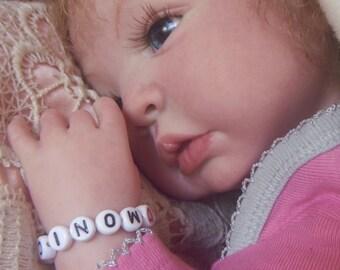 Shyann by Aleina Peterson Custom Reborn Doll Little Darlins Nursery Artist Rita Meese
