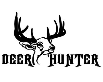 Moose Hunting Vinyl Decal Moose Hunter in addition Illustration Stock Silhouette Stylis C3 A9e De T C3 AAte De Cerfs  muns Avec Des Triangles Image51883402 furthermore Deer hunting decal besides 120810081276 additionally 5x7 art print. on deer antlers stickers