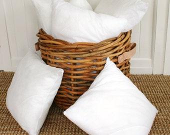 50cm sq. | 20in sq. | Eco friendly, Non allergenic Square Cushion Pillow Insert