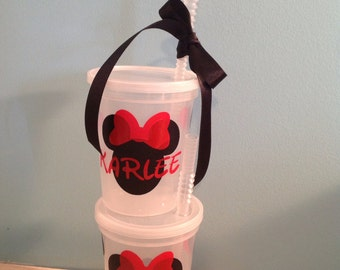 Mickey Mouse Tumbler Etsy
