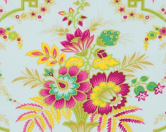 Lucky Girl JENNIFER PAGANELLI 1 Yard Jill in Vintage Free Spirit Fabric