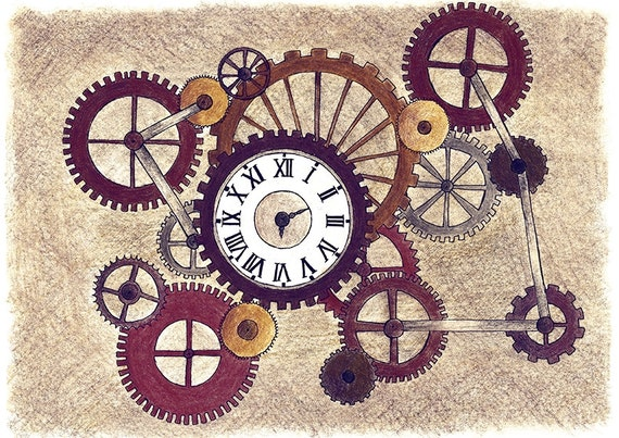 steampunk gears drawings car interior design. Black Bedroom Furniture Sets. Home Design Ideas