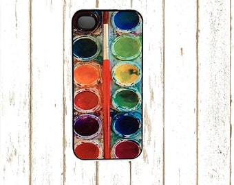 Art IPhone 6/6S Case, Art Watercolor IPhone 6 plus Case, Paint box iPhone 7 Case,  Artsy Cell phone Case, Paintbox Iphone Case