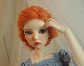 MaskcatDoll  *Ruolan* 1/3 Size BJD Doll *Head Only*