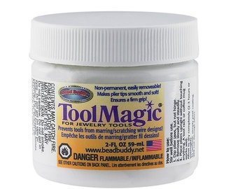 Tool Magic Coating White  2FL OZ